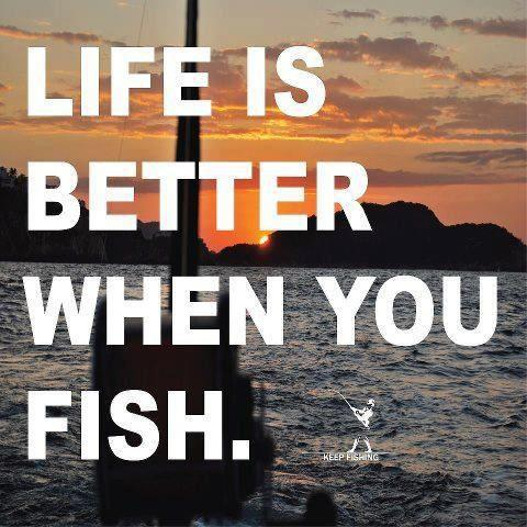 Fishing true that