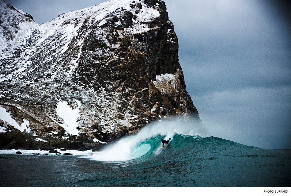 Surf Norway. Photo: Chris Burkard Photography