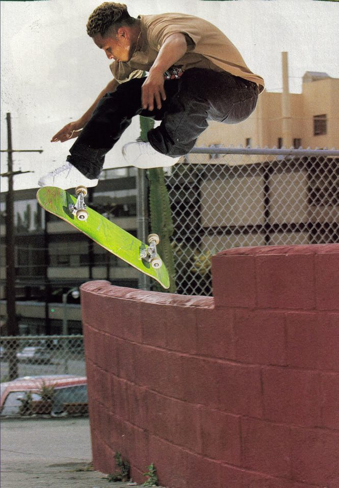 Skateboard 