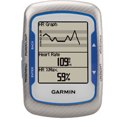 MTB Garmin Edge 500 GPS Bundle with Heart Rate/Cadence   $349.99