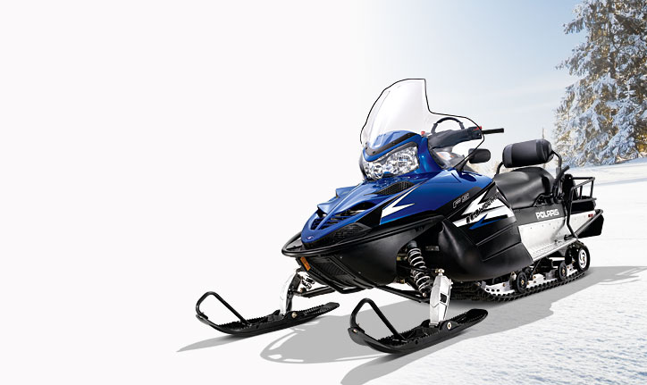 Snowmobile Polaris FS IQ Widetrak