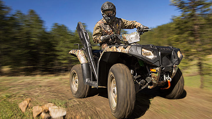 Hunting Polaris Sportsman XP® 850 H.O.