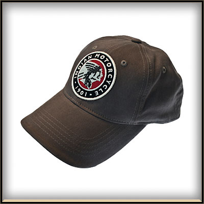 Auto and Cycle INDIAN CHIEF ICON CAP   $25.00