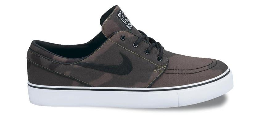 Skateboard  the Stefan Janoski in Iguana and Black. coming September 2012