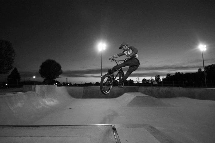 BMX Thrill On POD August 29th, 2012