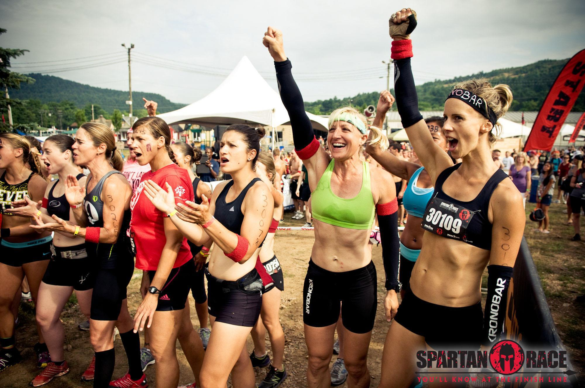 Fitness NICE!!!  The 2012 Spartan Race season has marked an incredible growth in our sport and enthusiasm among our athletes and fans