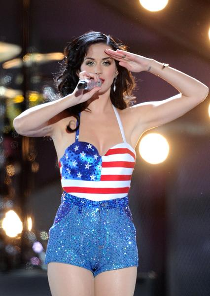 Guns and Military Katy Perry