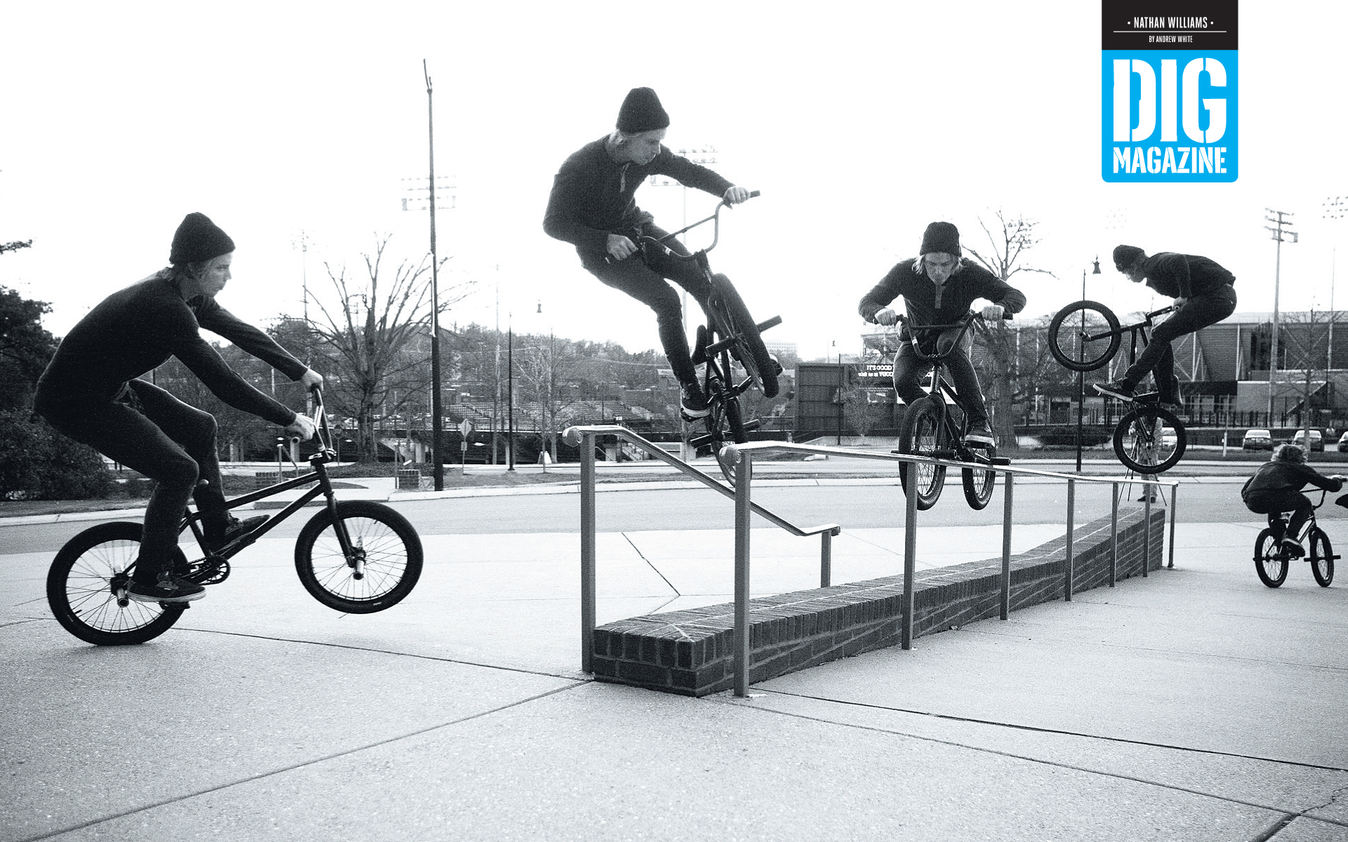 BMX Nathan Williams