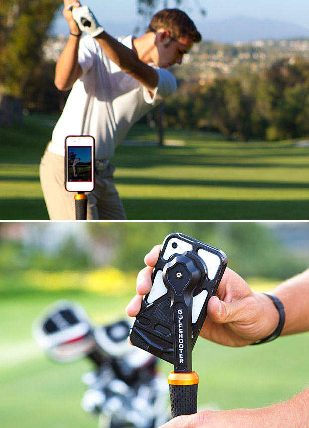 Golf Rokform Rokbed Golf Shooter - mount for iPhone 4/4s