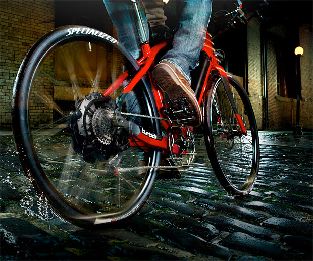 Fitness Specialized Turbo - high performance electric bike