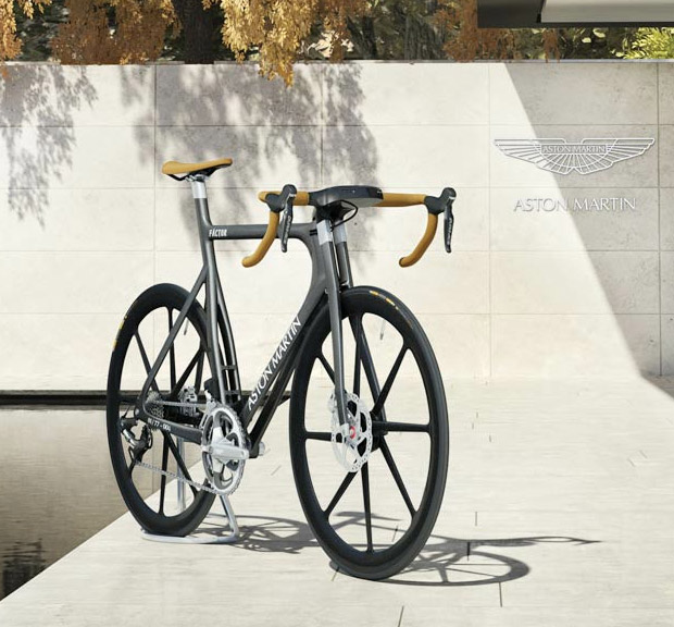 Fitness Aston Martin One-77 Cycle   They are only building 77 of them