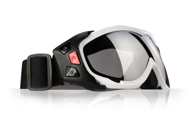 Snowboard SPEAKGOGGLE G33 INTERCOM