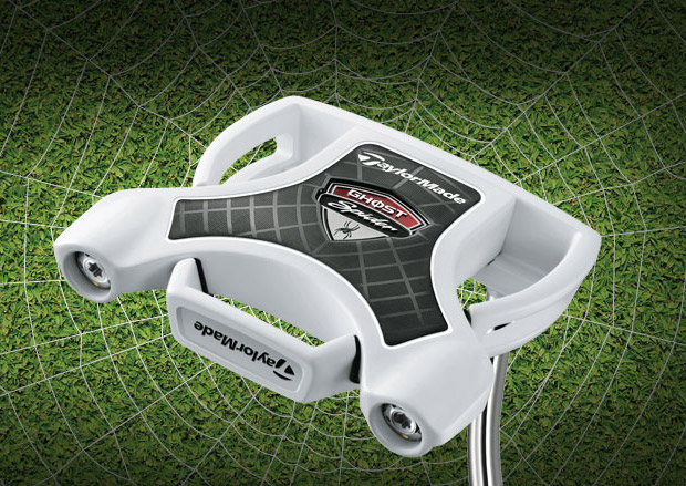 Golf TaylorMade Ghost Spider Putter   $180.00