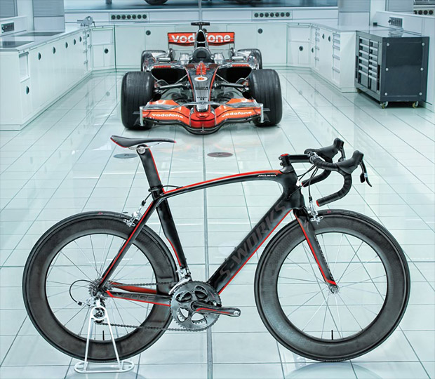 Fitness Specialized McLaren Venge   $7,995+
