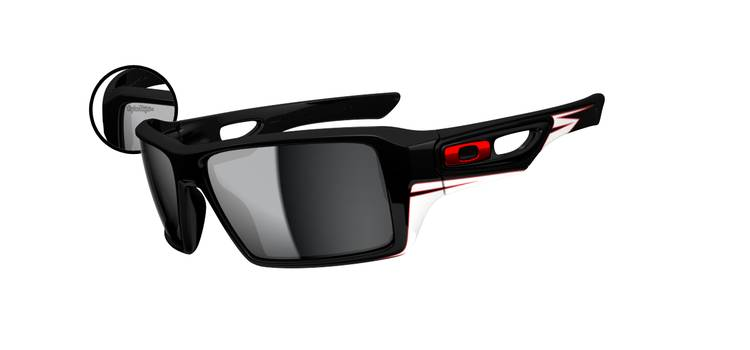 BMX Troy Lee Signature Series Eyepatch 2