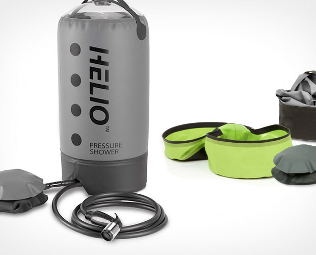 Camp and Hike Helio Pressure Shower