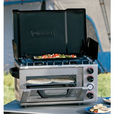 Camp and Hike  Coleman® Outdoor Portable Oven/Stove $250