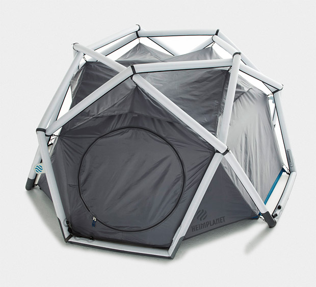Camp and Hike Heimplanet Cave Tent - one pump quick inflation   $669