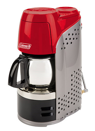Camp and Hike Coleman Propane Coffee Maker   $90