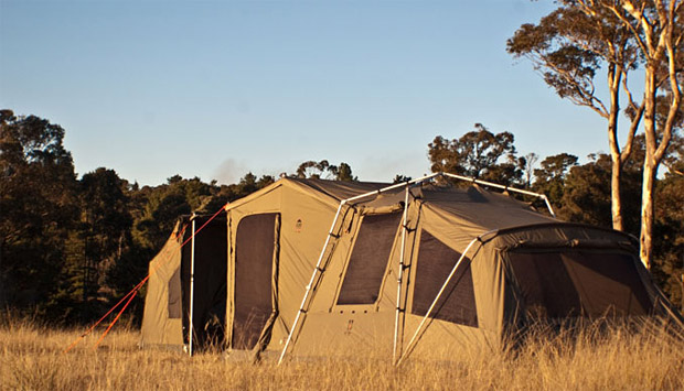 Camp and Hike Jet Tent - easy to set up and 100% waterproof $1249