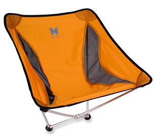 Camp and Hike Alite Designs Monarch Butterfly Chair  $60