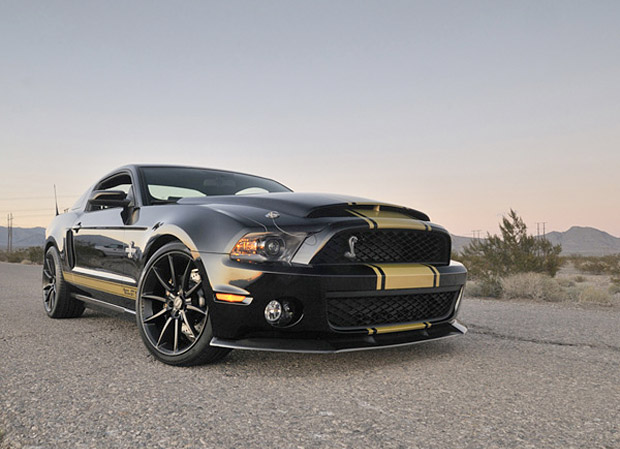 Auto and Cycle 2012 Shelby GT 50th Anniversary Edition Mustangs