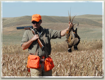 Hunting ScatterGun Lodge - South Dakota