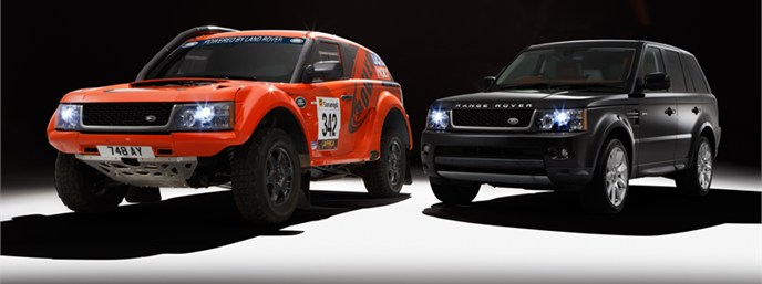 Auto and Cycle Land Rover and Bowler partner to build street legal rally cars - about $265k
