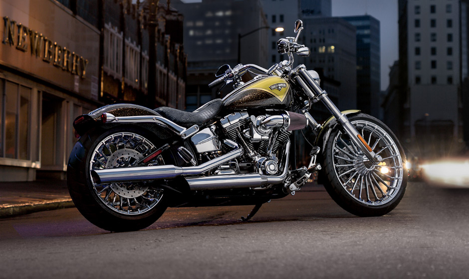 Auto and Cycle New 2013 Harley CVO