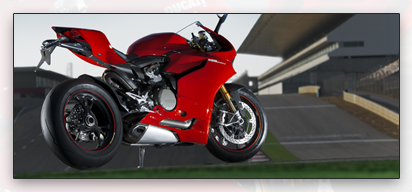 Auto and Cycle The New Ducati1199 Panigale