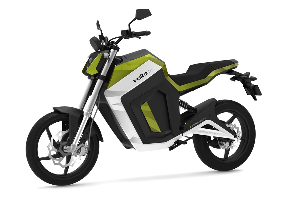 Auto and Cycle Volta BCN Sport Electric Motorbike   $10k