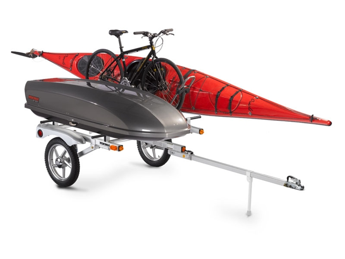 Kayak and Canoe YAKIMA RACKANDROLL 66 TRAILER