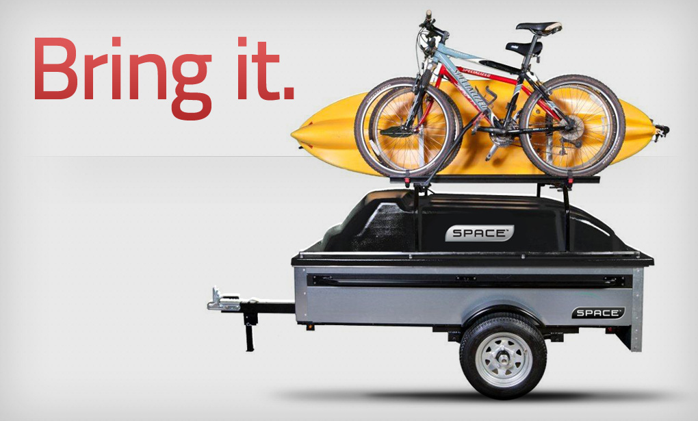 MTB Space Trailers   $1495
