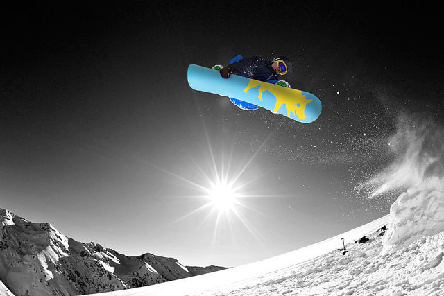 Snowboard Snowboarding New Zealand
