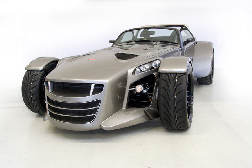 Auto and Cycle Donkervoort D8 GTO