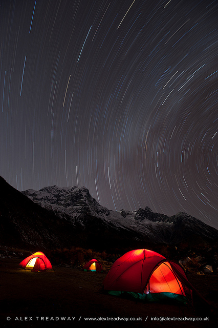 Camp and Hike Night camp