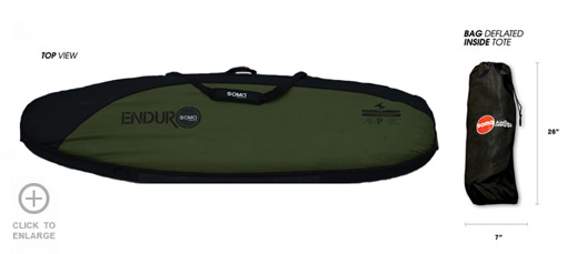 Surf Soma Airbags - Enduro Single Carrier $220