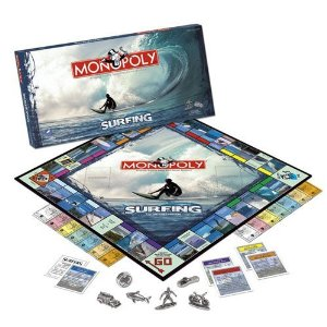 Surf MONOPOLY: Surfing Edition   $20
