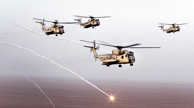 Guns and Military Ugly Angels