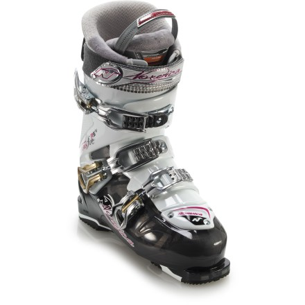 Ski Have a blast carving up the slopes with the women's Nordica Transfire RSW ski boots-available only at REI! - $159.83