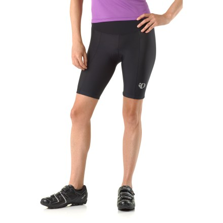 Fitness Built for the entry-level cyclist, the Pearl Izumi Quest women's bike shorts get you rolling in comfort. - $24.83