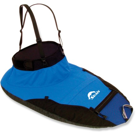 Kayak and Canoe Stay comfortable on warm paddling days with the Seals Tropical Tour 1.4 spray skirt. - $56.83
