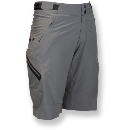 MTB Sturdy enough for all-mountain riding and comfortable enough for all-day wear, the Zoic Navaeh women's bike shorts offer a versatile, women-specific design to keep you happy in the saddle. - $41.83