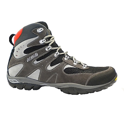 Camp and Hike Free Shipping. Asolo Men's Piuma Boot DECENT FEATURES of the Asolo Men's Piuma Boot Upper: Water-resistant suede mm 1,6-1,8 + Nylon Mesh Lining: Velveteen Anatomic Footbed: Natural Shape Sole: Asolo/Vibram Natural Shape (rubber-eva) Fit: MM Weight: 1/2 pair: 430 grams - $185.50