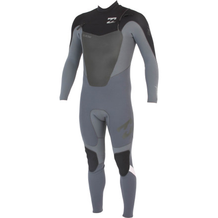 Surf Avoid the frustration of back-entry suits with the Billabong Men's 403 Foil GBS CZ Wetsuit. The Foil's easy-to-manage Boa chest zip makes getting in and out of your suit a cinch, its stellar materials and features keep you super-comfortable in the surf, and its price won't leave your wallet high and dry. - $179.45