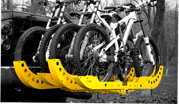 MTB Tuf Rack Bike Rack