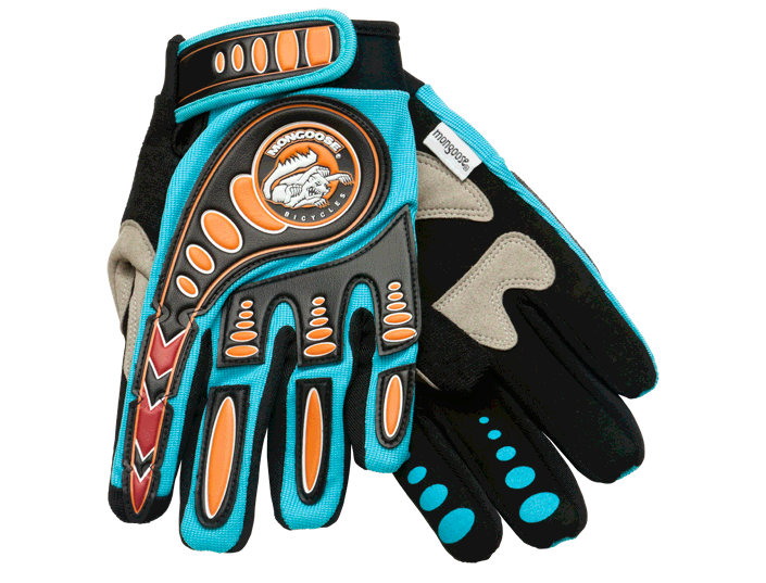 BMX MONGOOSE LONG FINGER GLOVES $19.99