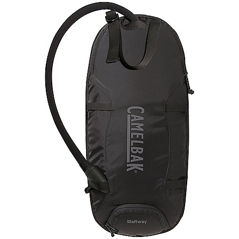 Fitness Free Shipping. CamelBak StoAway Hydration Pocket DECENT FEATURES of the CamelBak StoAway Hydration Pocket Pack Front handle drop slot Attachment points Fully insulated reservoir chamber with double the insulation of a summer pack Quick zip reservoir loading Includes 4 mm insulated tube cover and insulated bite valve cover Designed to Carry: Water The SPECS Hydration Capacity: 100 oz / 3 liter Weight: 4.8 oz / 140 g Dimension: 17 x 9 x 3in. / 45 x 23 x 8 cm Fabric: 600D Poly with DWR and 1000 mm PU coating - $49.95