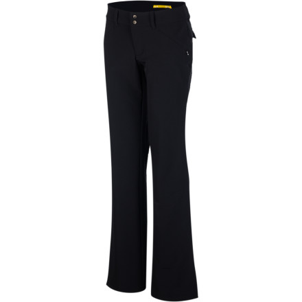 Camp and Hike Make your way through crowded city streets or down worn trails when you wear the flattering Lole Women's Trek Pant. Its quick-drying, moisture-wicking, and wrinkle-resistant fabric keep you feeling fresh after hours of sightseeing or hiking. - $84.95