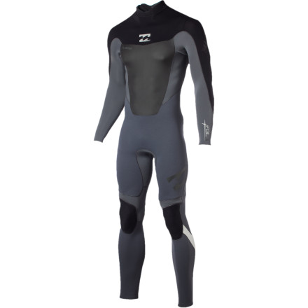 Surf Whether you're looking to replace your tattered wetsuit without breaking the bank or are just getting into the sport, check out the Billabong Men's 403 Foil GBS BZ Wetsuit. This comfortable, performance-fit wetsuit handles cold water so you can enjoy the rush of riding a wave. - $149.45